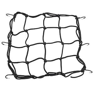 goofit 30 5 elastisch gummiband gep cknetz spanngurte cargo netz mit haken f r motorrad. Black Bedroom Furniture Sets. Home Design Ideas