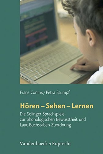 Hören, sehen, lernen. CD-ROM