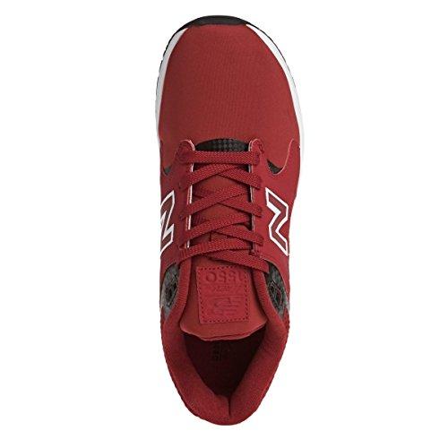 Dónde Comprar Bajo Precio Muchos Colores New Balance - New Balance Scarpe Sportive Uomo Rosse Rosso Para Barato Descuento Barato Auténtica 1P3fxA