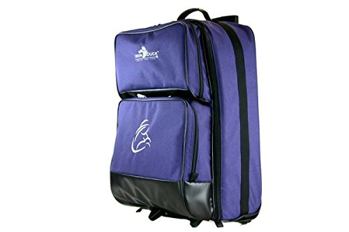 Midwife Wheeled Bag for O2, AED,...