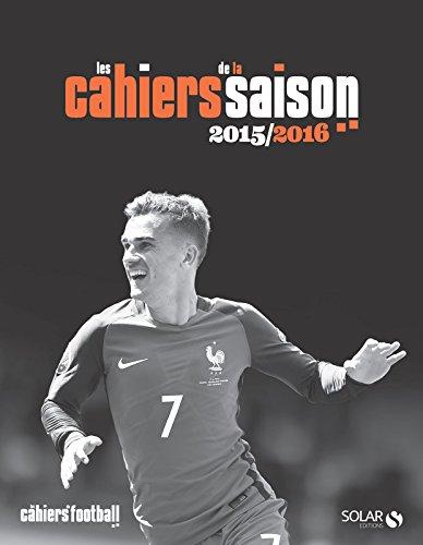 Les Cahiers de la saison 2015-2016