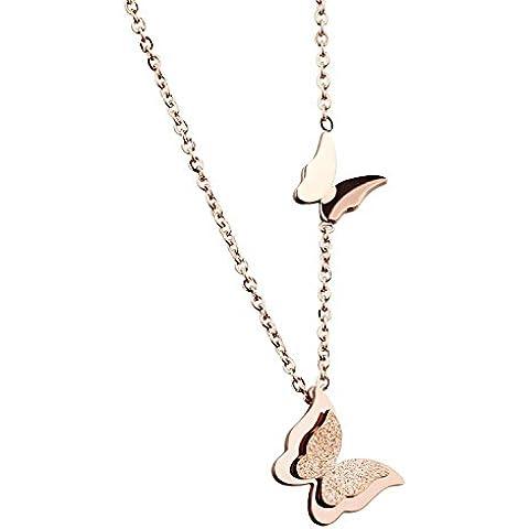 Collana da donna in argento Sterling Dimensional