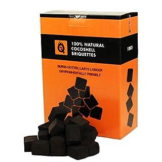 ProQ Cocoshell Briquettes (10 kg)
