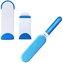 Hurricane Fur Wizard-Pet Hair Fur Remover-Reusable With Travel Size-Cleaning Brush