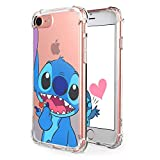 Logee Heart Stitch Coque en TPU pour iPhone iPhone 6/6S 4.7'