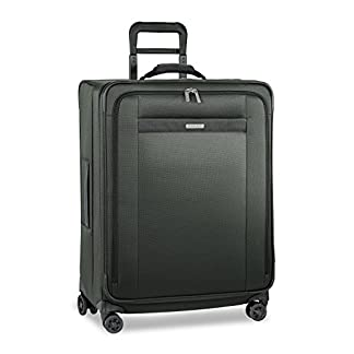 Briggs & Riley Transcend Medium Expandable Spinner, 66cm, 101.7 litres, Rainforest Maleta, 66 cm, liters, Verde (Rainforest)