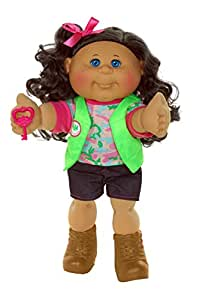 "Cabbage Patch Kids 14"" Kids -Blue Eye Girl (Adventure)"