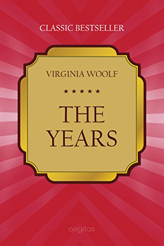 The Years por Virginia Woolf epub