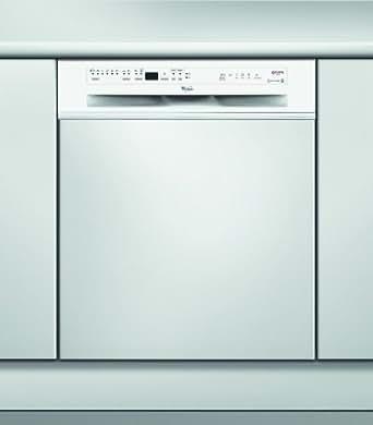 Whirlpool - ADG9442WH - Lave-vaisselle 6ème sens - 12 couverts - A+ - Blanc