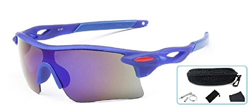 Occhiali da sole di pesca in corso di baseball Sport Ciclismo Embryform (Persol Occhiali Cornici)
