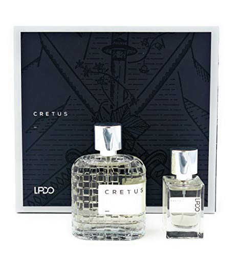 Set Lpdo Cretus eau de parfum intense 100ml + 30ml equivalente ' Creed Aventus ' Unisex