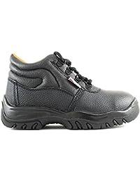 4walk - Tanger s1+p - zapatos de seguridad - talla 39 - gris 9gLXCk