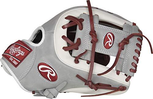 Rawlings Herren PRO315-2SHW 11 3/4 I/CV Baseball-Handschuh, grau, - Handschuhe Rawlings