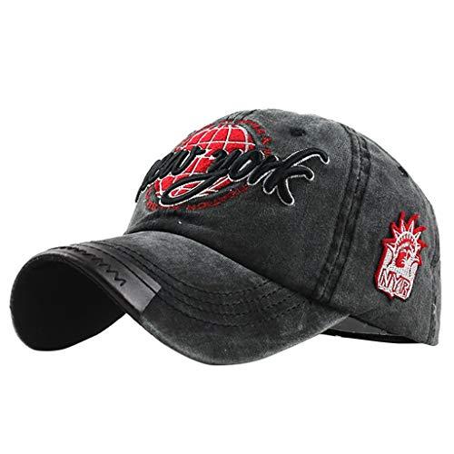 Gorra de Béisbol con Algodón - Uribaky Unisex Sombrero para Hombre y Mujere - al Aire Libre Sombrero...