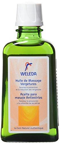 Weleda Huile Massage Vergetures 100 ml