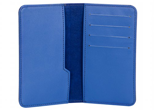 Karbonn Smart A111 - Pu Leather Wallet Flip Pouch Cover Comes With Card Slot, Money Pocket (Be Unique Buy Unique) Buy it Now By Senzoni  available at amazon for Rs.249