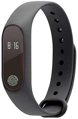 Piqancy M2 Fitness Tracker Watch Smart Band Heart Rate Monitor Activity Tracker Pedometer Health Wristband for iOS Android Smartphone