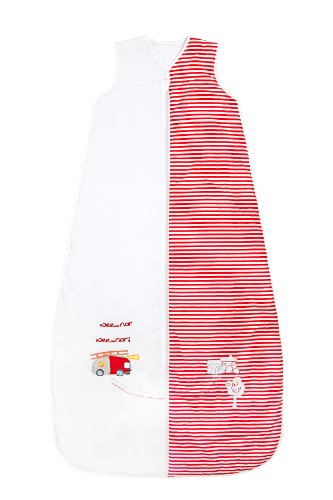 SLUMBERSAC TODDLER SLEEPING BAG 2 5 TOG - FIRE ENGINE  3-6 YEARS