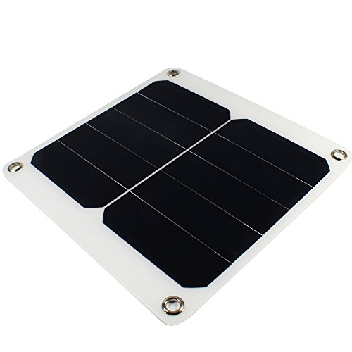 Peakstrom Panel Solar 5V 10W con Puerto USB