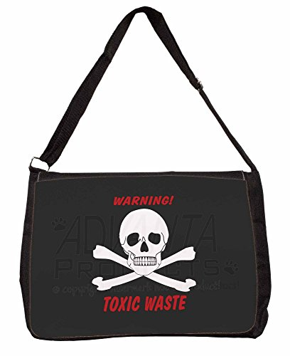 Skull 'n' Crossbones 'Toxic Waste' Large 16
