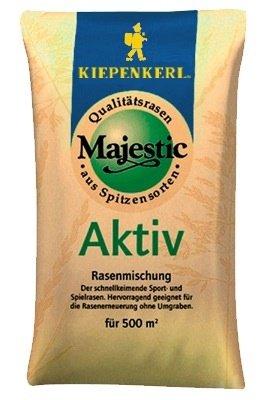 Majestic 4000159619708 Aktiv Rasen 10 kg