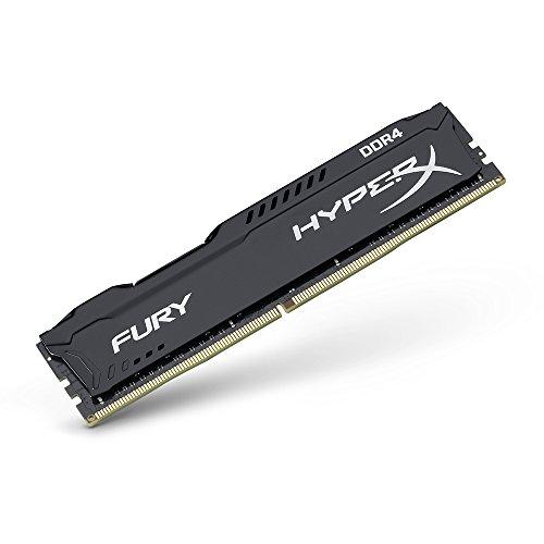 HyperX HX426C15FBK2/16 16GB kit (2x8GB) 2666MHz 1.2V, 288-pin DDR4 Non-ECC CL15 DIMM (Skylake ready) - 5