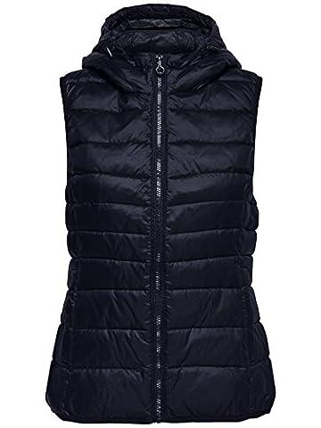 Only Women Jackets / Vest onlTahoe Contrast Hood blue