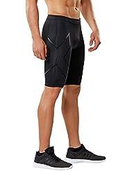 2XU Men's Mcs Compression Run Shorts