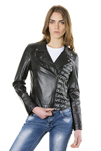 darienzo-kbc-black-color-lamb-leather-perfecto-jacket-smooth-effect-s-black