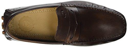 Base London Morgan Herren Slipper Marron (Washed Brown)