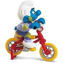 Schleich 40252 - I Puffi, Ciclista BMX