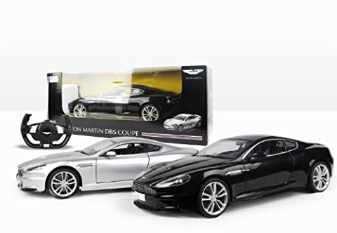 New York Gift 1:10 Scale Remote Control Aston Martin DBS by New York Gift