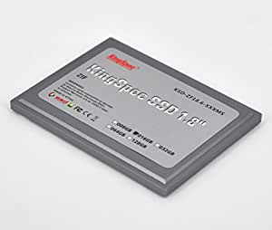 64 GB KingSpec 1,8 ZIF 40 broches SSD Solid State Disk SMI contrôleur (MLC)