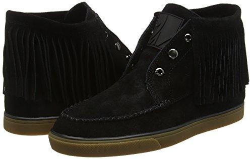 Nine West Ballico, Low boots à talons femme Noir