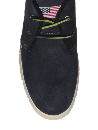 US Polo Association, Scarpe stringate uomo Blu