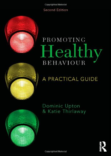 Promoting Healthy Behaviour: A Practical Guide