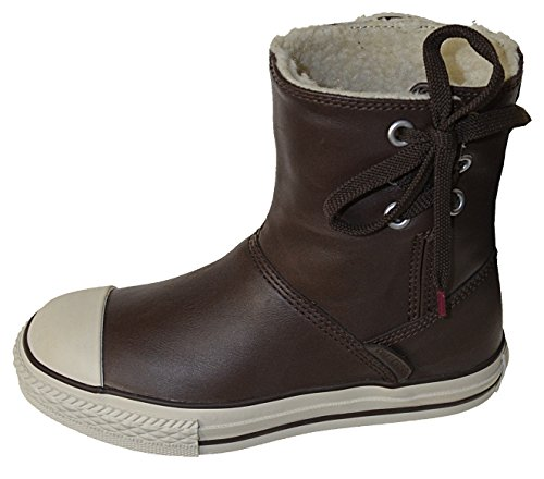Converse Ankle Boot Mid 611376 Kids Chocolate (37.5)