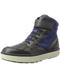 Geox Unisex-Erwachsene J Mattias B Boy Abx B Chukka Boots