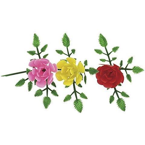 Flor artificial que acompaña a la cocina DK-61 hortensia 100 piezas para BENTO