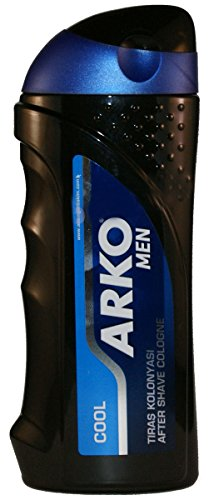 Arko After Shave Rasierwasser - COOL 5-er Pack