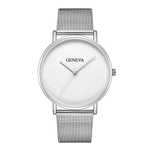 Damen und Herren Ultradünne Classic Minimalistisches Cool Watch ()