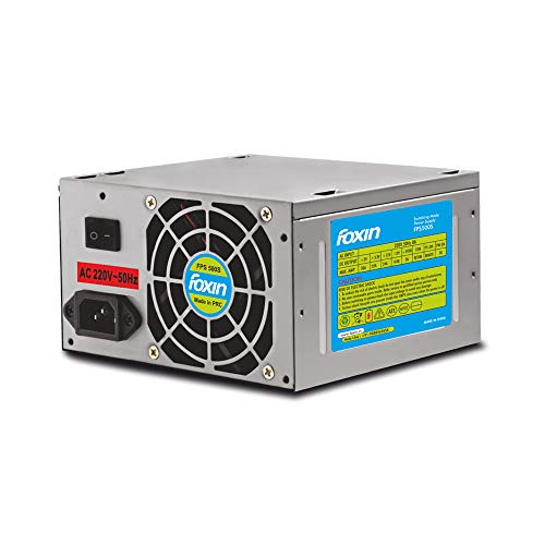 Foxin FPS 500S SMPS & Power Supply