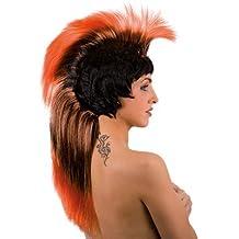 CARNIVAL TOYS S.R.L., peluca naranja PUNK