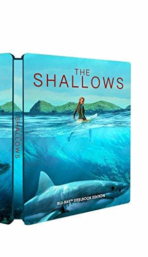 Bild von The Shallows - Gefahr aus der Tiefe (Steelbook) [Blu-ray] [Limited Edition]