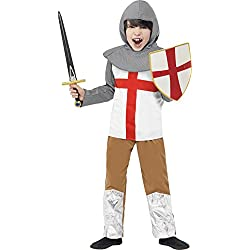 De Smiffy - 353 705 - Caballero - Horrible Histories - Niños Disfraces Costume - Medium - 143cm