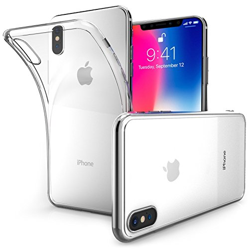 custodia e vetro iphone x