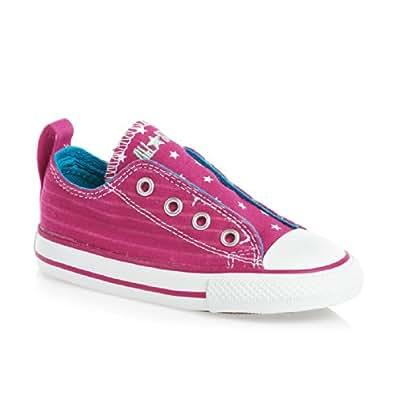 Simple Slip Converse, Knockout Pink, 10 UK Child