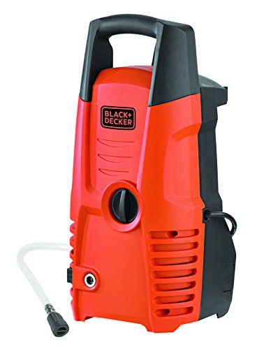 Black and Decker 14075 - Hidrolimpiadora (1300 W, 100 bar, motor universal)