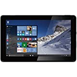 "Ionik W11651 Tablette tactile 11,6""(29,46 cm) (128 Go, Windows 10, Wi-Fi, Noir)"
