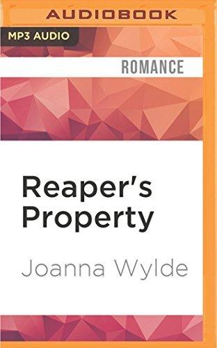 Reaper's Property by Joanna Wylde (2016-06-28)